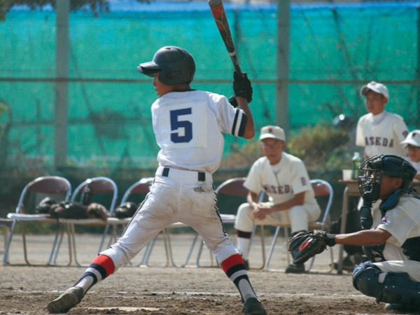 中学野球部中学